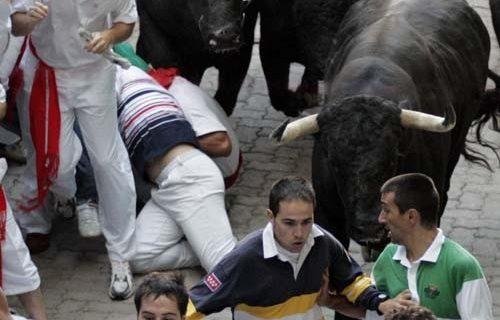 Pamplona: começa hoje a festa de San Firmín