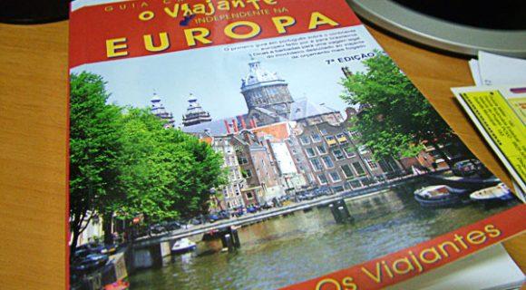 Leitura da sexta: guia O Viajante Independente na Europa