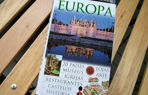 Leitura da sexta: Guia Visual Europa