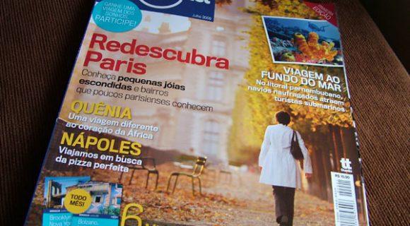 Leitura da sexta: revista Lonely Planet chega ao Brasil