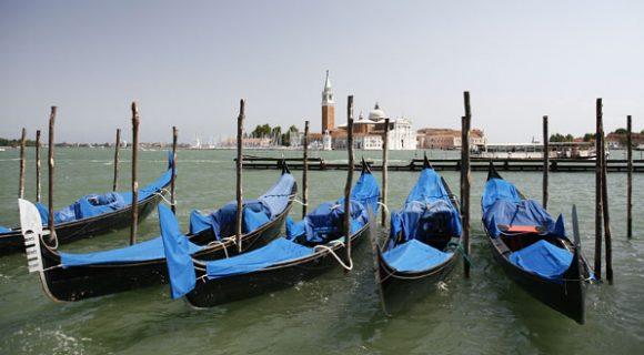 Veneza, a saudade do dia