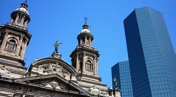 Santiago do Chile: bairro a bairro – 1º dia