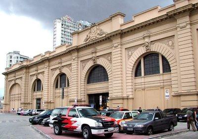 São Paulo: mercadão municipal