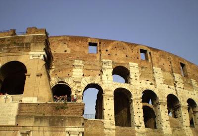 Roma: o sonho de ginásio