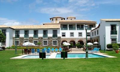 Costa do Sauípe: resort. Ou não.
