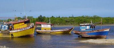 Porto Seguro, embarque imediato