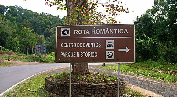 De Porto Alegre a Gramado pela Rota Romântica