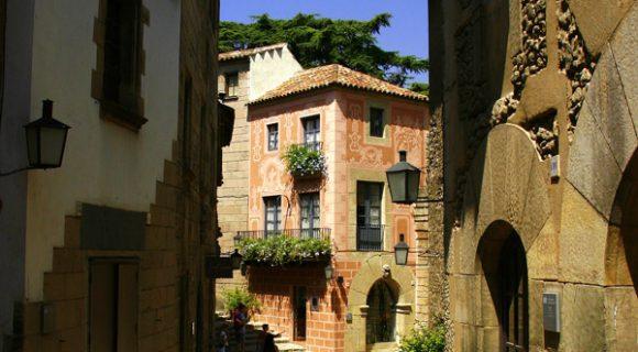 Barcelona: Pueblo Español