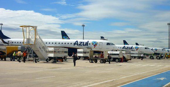 Meu primeiro voo na Azul