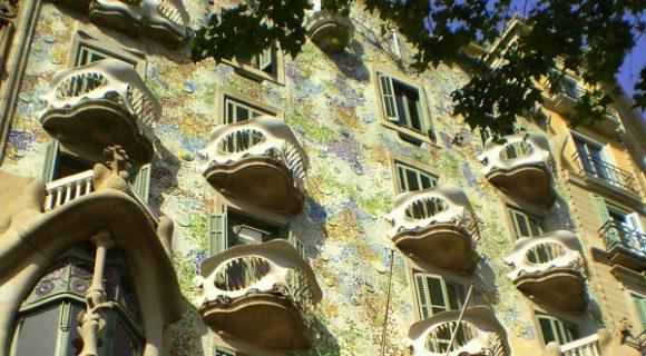 Barcelona: Casa Batló e Casa Milà
