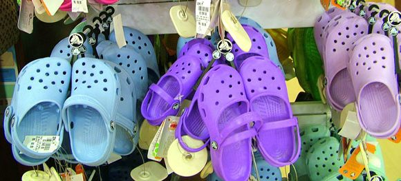 Crocs: os sapatos mais feios do mundo