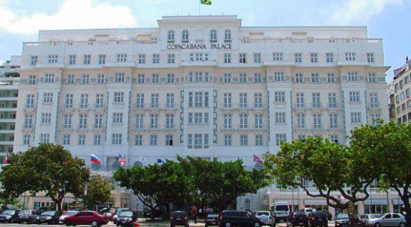 Copacabana Palace: patrimônio cultural do Rio