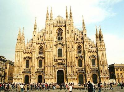 Milão sem pressa