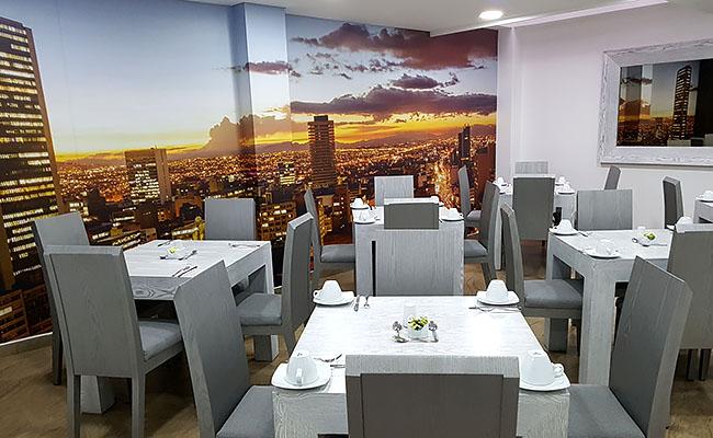 Bog Urban Hotel: hospedagem nova e com bom custo-benefício em Bogotá