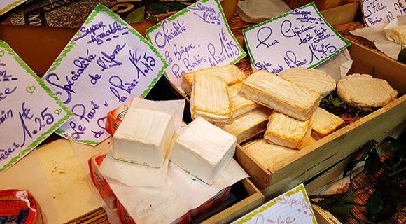 Marché Popincourt: um mercado de rua autêntico em Paris