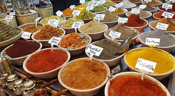 Mercado Árabe de Jerusalém