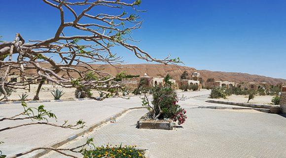 Como é a travessia pelo Deserto do Sinai, no Egito