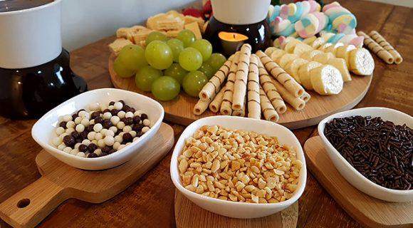 Fondue de Chocolate: receita simples e montagem criativa