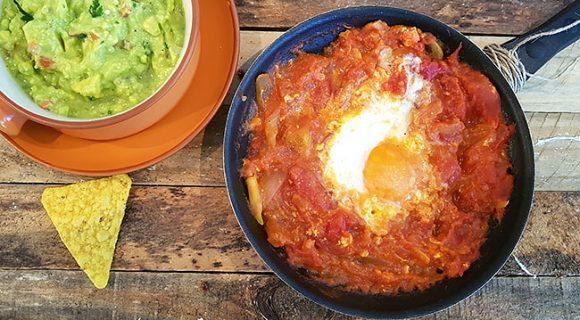 Huevos Rancheros: a minha receita mexicana preferida da segunda sem carne